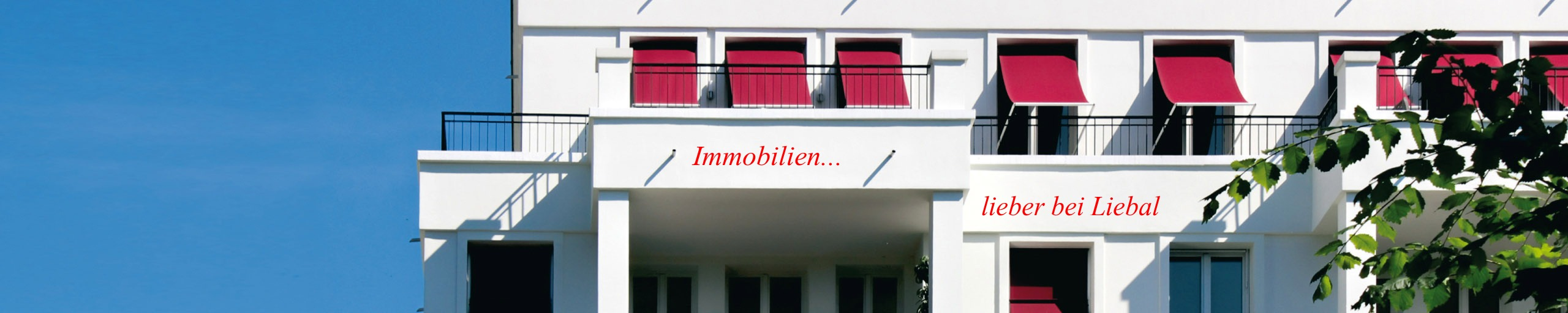 Liebal Immobilien/ Andreas Liebal